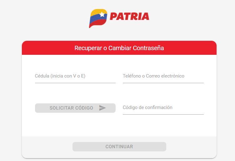 Recuperar-Contraseña-Patria