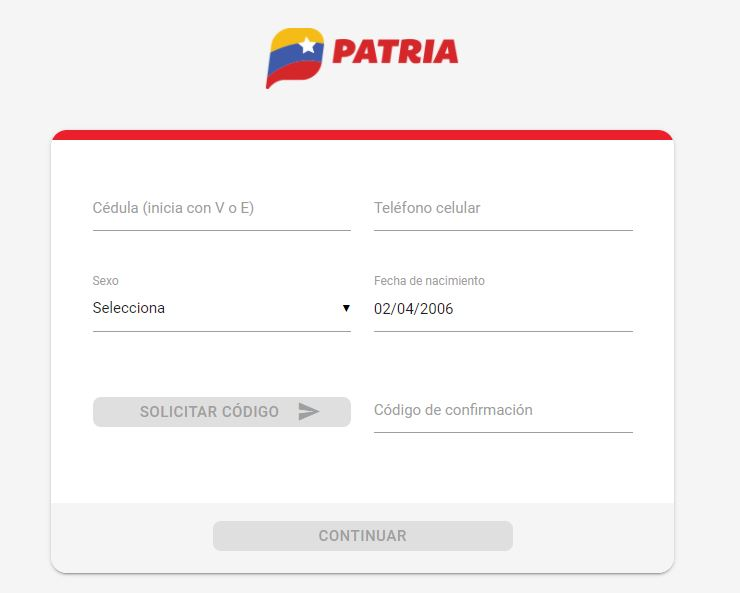 Registro-Patria-Venezuela